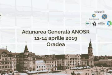 Adunarea Generală ANOSR la Oradea