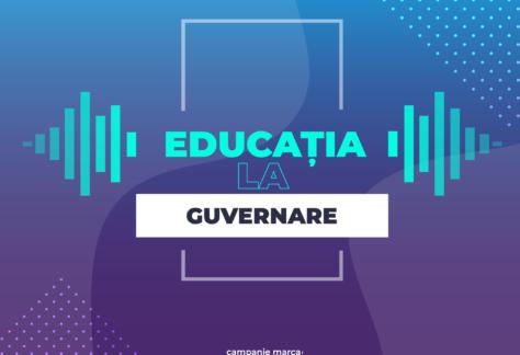 Educația la guvernare! Obiectivele studenților pentru viitorul învățământului superior