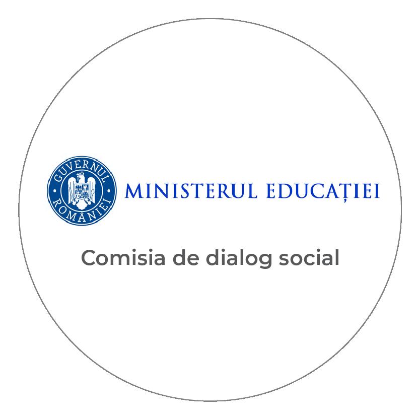 Structuri din care facem parte_ME - Comisia de dialog social