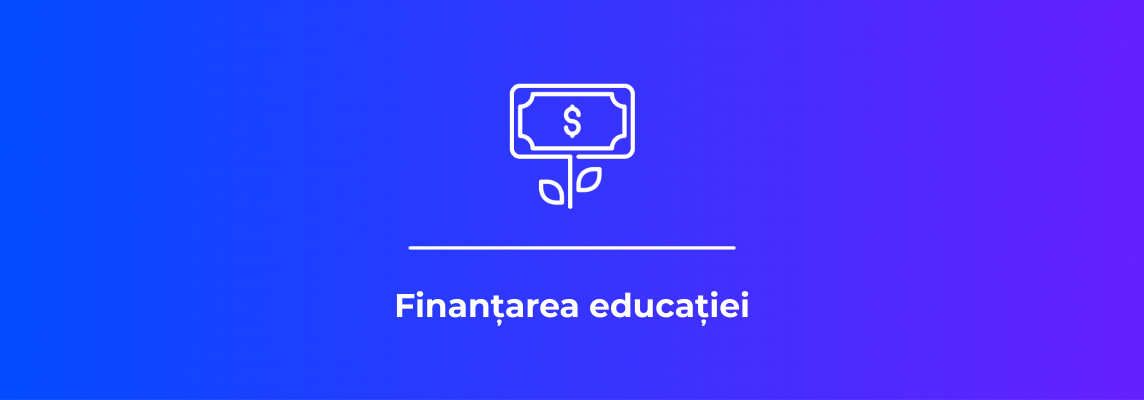Cover site_Finanțarea educației