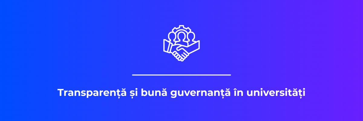 Cover site_Transparență și bună guvernanță în universități